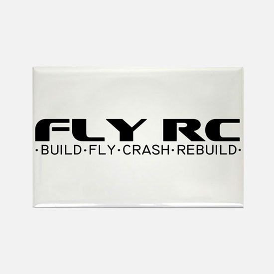 Fly RC Rectangle Magnet