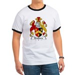 Brothers Family Crest Ringer T