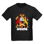 Brothers Family Crest Kids Dark T-Shirt