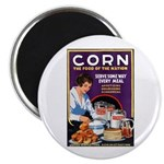 Corn Food of the Nation Magnet