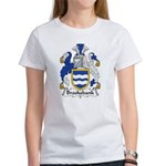 Brooksbank Family Crest Women's T-Shirt