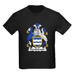 Brooksbank Family Crest Kids Dark T-Shirt