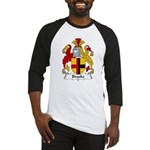 Brooke Family Crest Baseball Jersey