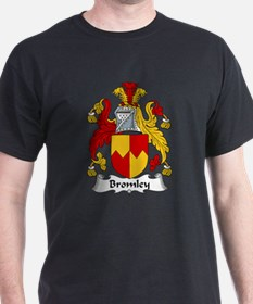 Bromley Family Crest T-Shirt