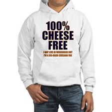 100% Cheese Free - Chi Hoodie