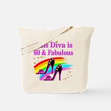 60TH PRIMA DONNA Tote Bag