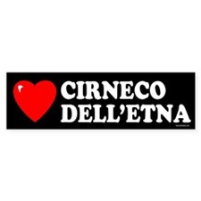 CIRNECO DELLETNA Bumper Bumper Sticker