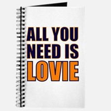 All You need Is Lovie Journal