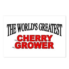 """""""The World's Greatest Cherry Grower"""" Postcards (Pa"""