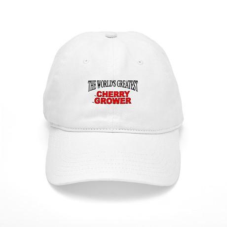 """The World's Greatest Cherry Grower"" Cap"