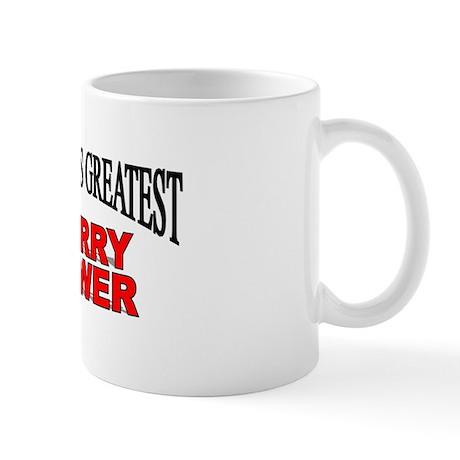 """The World's Greatest Cherry Grower"" Mug"