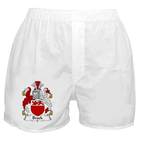 Brock Family Crest Boxer Shorts