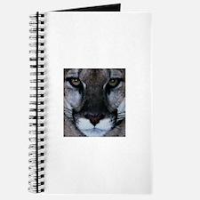 Panther Face Journal