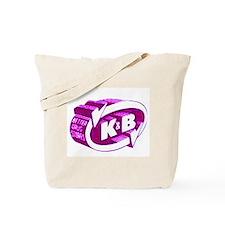 K & B Tote Bag