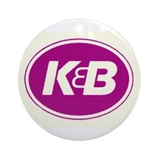 K&B Ornament (Round)