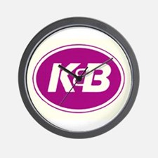 K&B Wall Clock