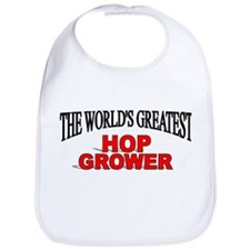 """The World's Greatest Hop Grower"" Bib"