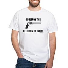 Religion of Piece Shirt
