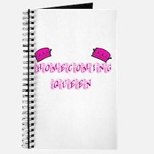 Homecoming Queen Journal