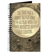 Red head Journal