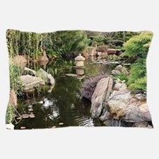 Himeji Japanese garden, Adelaide 6 Pillow Case