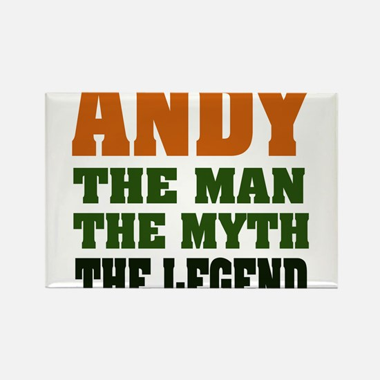ANDY - The Legend Magnets