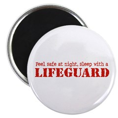 Feel Safe with a Lifeguard Magnet