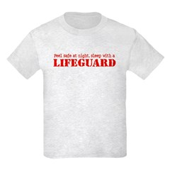 Feel Safe with a Lifeguard T-Shirt