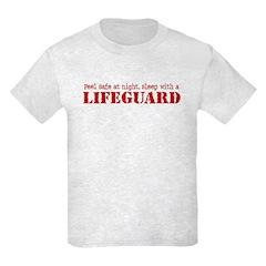 Feel Safe with a Lifeguard T-Shirt