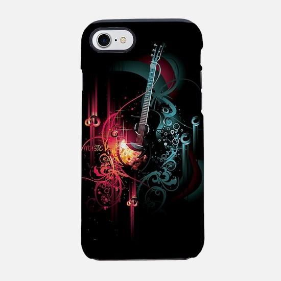 Electric Guitar iPhone 7 Tough Case