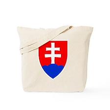 Slovakia Ice Hockey Emblem - Slovak Repub Tote Bag