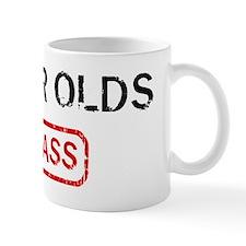 91 YEAR OLDS kick ass Mug
