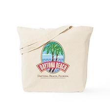 Retro Daytona Beach - Tote or Beach Bag
