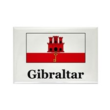 Gibraltar Rectangle Magnet