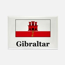 Gibraltar Rectangle Magnet