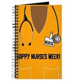 Nurses week Journals & Spiral Notebooks