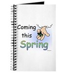 Coming this Spring Journal