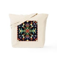 Folkart Tote Bag