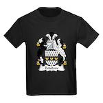 Bristow Family Crest  Kids Dark T-Shirt