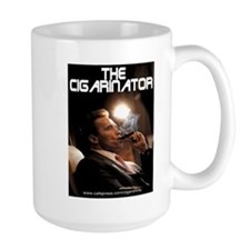 Arnold Schwarzenegger Cigar Mug