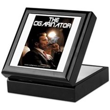 Arnold Schwarzenegger Cigar Keepsake Box