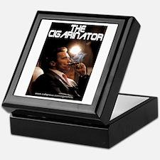 Arnold Schwarzenegger Cigar Keepsake Box