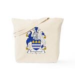Bringhurst Family Crest Tote Bag