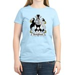 Bringham Family Crest Women's Light T-Shirt