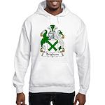 Brigham Family Crest Hooded Sweatshirt
