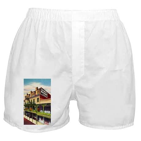 Antoine's Boxer Shorts