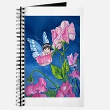 PeasBlossom the Fairy on Sweet Pea Journal