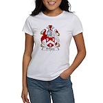 Bridges Family Crest Women's T-Shirt