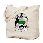 Brickley Family Crest  Tote Bag