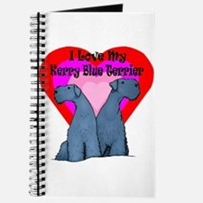 I Luv My Kerry Blue-2 Journal